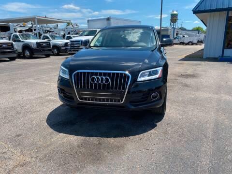 2015 Audi Q5 for sale at Memphis Auto Sales in Memphis TN