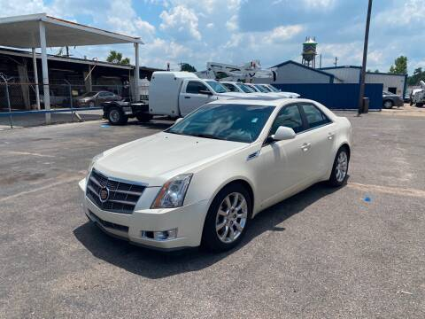 2009 Cadillac CTS for sale at Memphis Auto Sales in Memphis TN