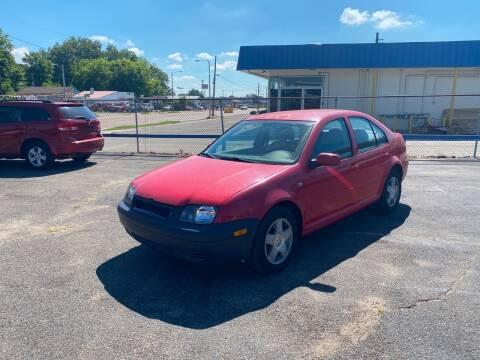 2002 Volkswagen Jetta for sale at Memphis Auto Sales in Memphis TN