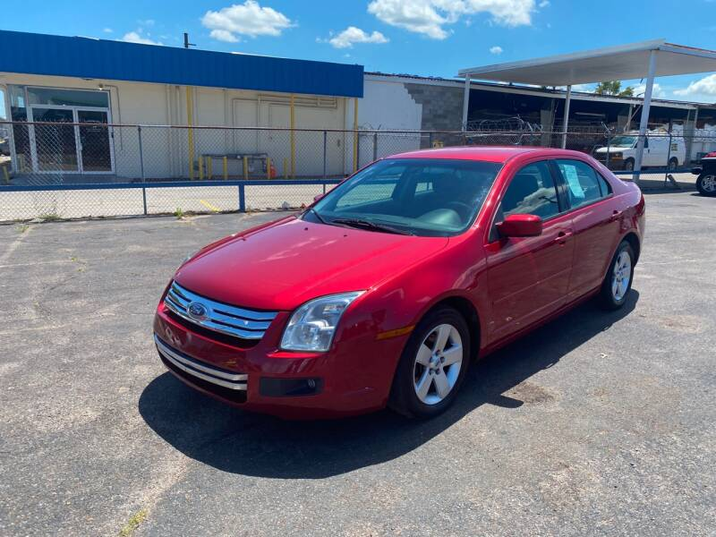 2007 Ford Fusion for sale at Memphis Auto Sales in Memphis TN