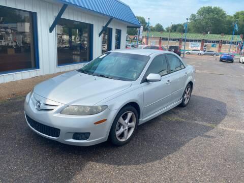 2007 Mazda MAZDA6 for sale at Memphis Auto Sales in Memphis TN