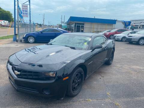 2010 Chevrolet Camaro for sale at Memphis Auto Sales in Memphis TN