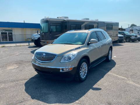 2009 Buick Enclave for sale at Memphis Auto Sales in Memphis TN