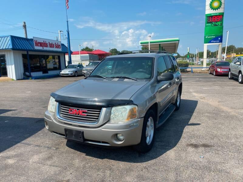 2002 GMC Envoy for sale at Memphis Auto Sales in Memphis TN