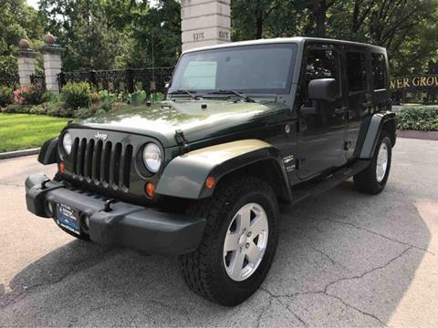 2007 Jeep Wrangler Unlimited for sale in Saint Louis, MO