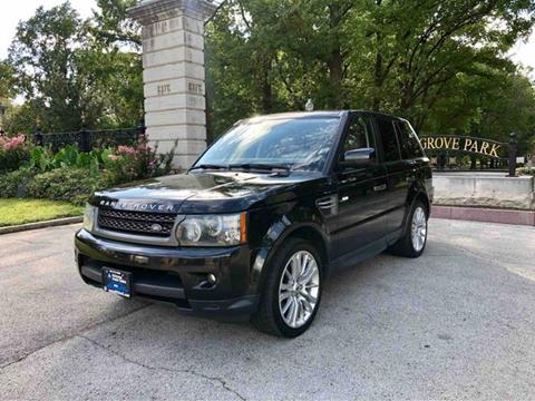 2010 Land Rover Range Rover Sport for sale in Saint Louis, MO