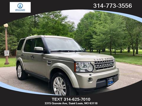 2011 Land Rover LR4 for sale in Saint Louis, MO