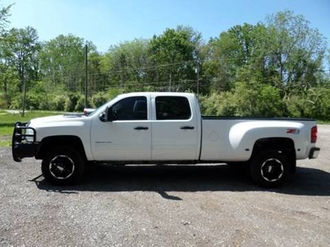 2012 Chevrolet Silverado 3500HD for sale at Apex Auto Sales LLC in Petersburg MI