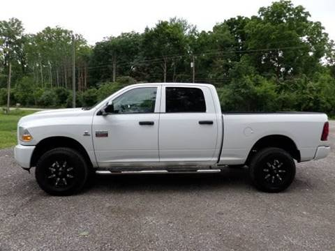 2011 Dodge Ram Pickup 2500 for sale at Apex Auto Sales LLC in Petersburg MI