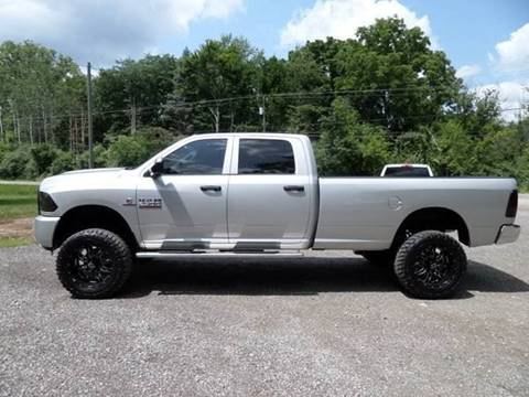2014 RAM Ram Pickup 2500 for sale at Apex Auto Sales LLC in Petersburg MI