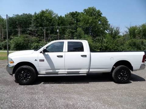 2012 RAM Ram Pickup 2500 for sale at Apex Auto Sales LLC in Petersburg MI