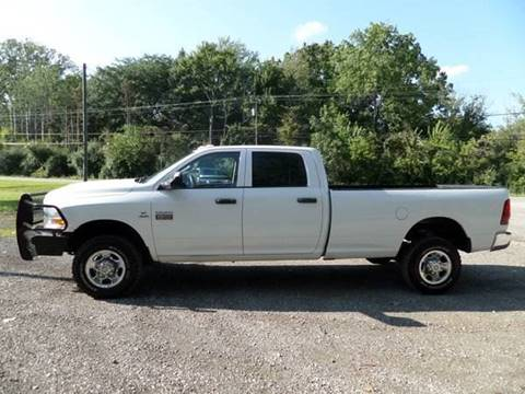 2012 RAM Ram Pickup 3500 for sale at Apex Auto Sales LLC in Petersburg MI