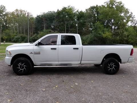 2013 RAM Ram Pickup 2500 for sale at Apex Auto Sales LLC in Petersburg MI