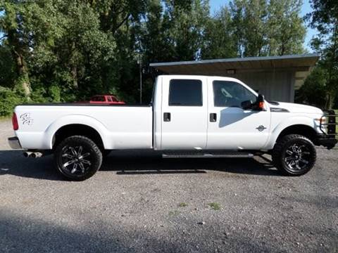 2014 Ford F-250 Super Duty for sale in Petersburg, MI