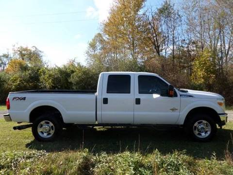 2015 Ford F-350 Super Duty for sale in Petersburg, MI