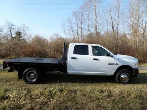 2014 RAM Ram Chassis 3500 for sale in Petersburg, MI