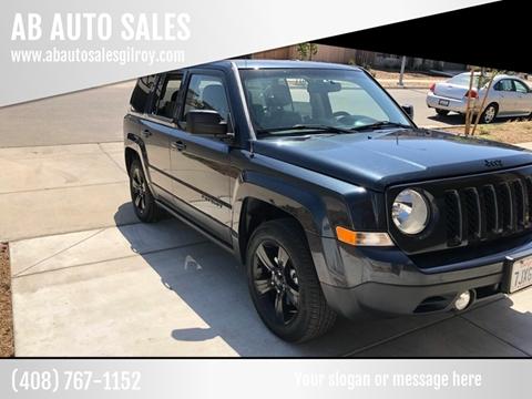 Patriot Auto Sales >> Jeep Patriot For Sale In Gilroy Ca Ab Auto Sales