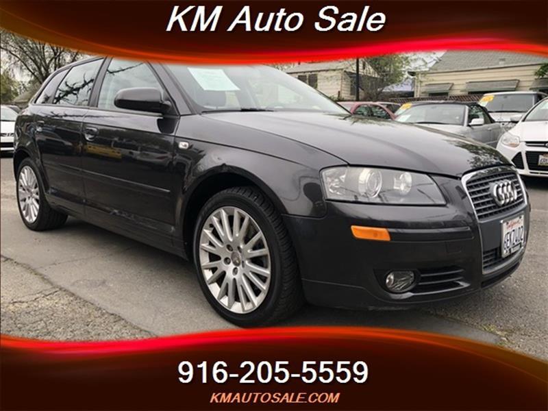 Audi A T In Sacramento CA KM Auto Sale - 2007 audi a3