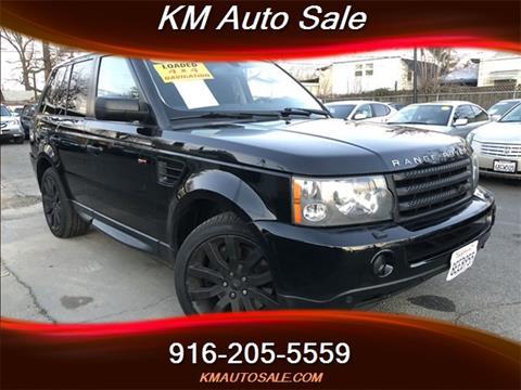 Land Rover Range Rover Sport For Sale In Sacramento Ca Km Auto Sale