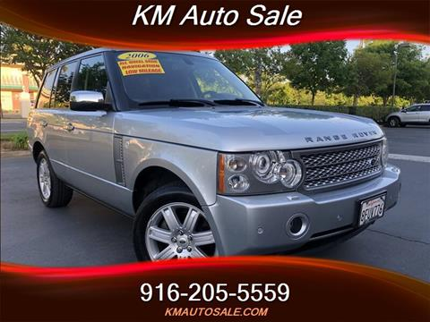 Land Rover Sacramento >> Land Rover Range Rover For Sale In Sacramento Ca Km Auto Sale