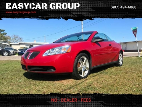 2006 Pontiac G6 for sale in Orlando, FL