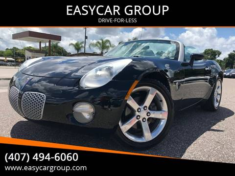 2006 Pontiac Solstice for sale in Orlando, FL