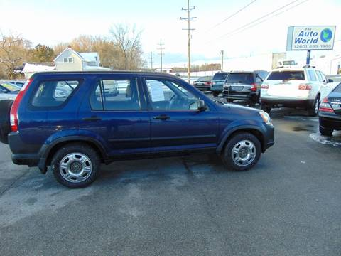 2005 Honda CR-V for sale in Churubusco, IN