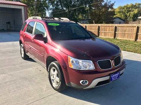 2009 Pontiac Torrent for sale in Fremont, NE