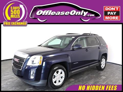 2015 GMC Terrain for sale in North Lauderdale, FL