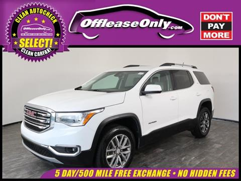 2017 GMC Acadia for sale in North Lauderdale, FL