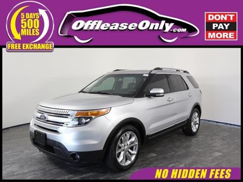 2015 Ford Explorer for sale in North Lauderdale, FL