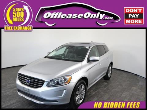 2017 Volvo XC60 for sale in North Lauderdale, FL
