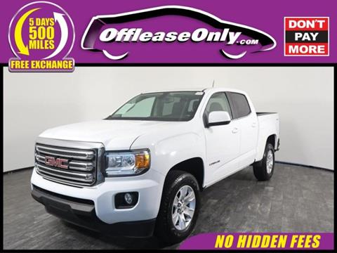 2017 GMC Canyon for sale in North Lauderdale, FL
