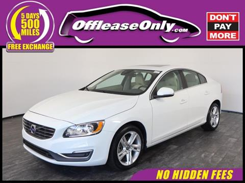 2015 Volvo S60 for sale in North Lauderdale, FL