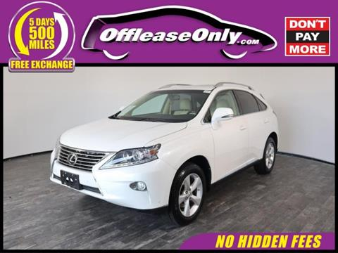 2015 Lexus RX 350 for sale in North Lauderdale, FL