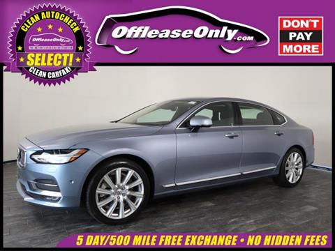 2018 Volvo S90 for sale in North Lauderdale, FL