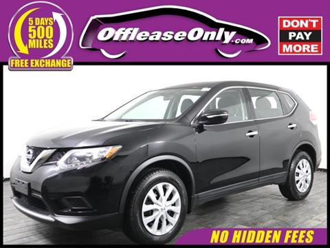 2015 Nissan Rogue for sale in North Lauderdale, FL