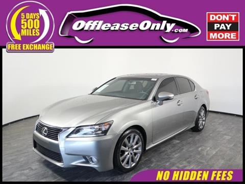 2015 Lexus GS 350 for sale in North Lauderdale, FL