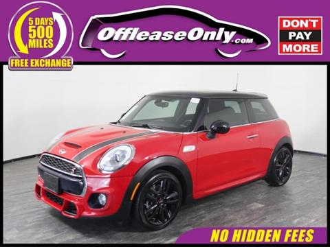 2015 MINI Hardtop 2 Door for sale in North Lauderdale, FL