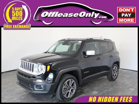 2015 Jeep Renegade for sale in North Lauderdale, FL