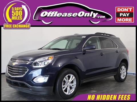2016 Chevrolet Equinox for sale in North Lauderdale, FL