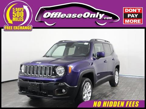 2016 Jeep Renegade for sale in North Lauderdale, FL
