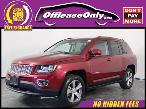 2017 Jeep Compass for sale in North Lauderdale, FL