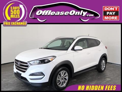 2016 Hyundai Tucson for sale in North Lauderdale, FL