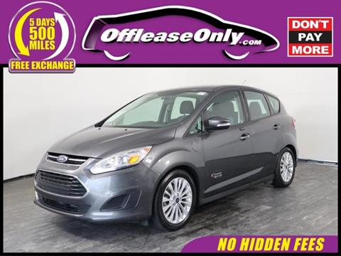 2017 Ford C-MAX Energi for sale in North Lauderdale, FL