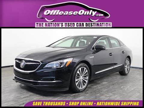 2018 Buick LaCrosse for sale in North Lauderdale, FL