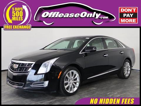 2016 Cadillac XTS for sale in North Lauderdale, FL
