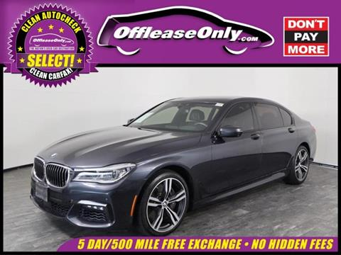 Used Bmw 7 Series For Sale In Florida Carsforsalecom