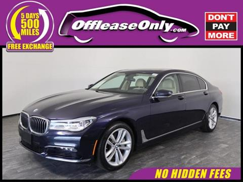 Used Bmw 7 Series For Sale Carsforsalecom
