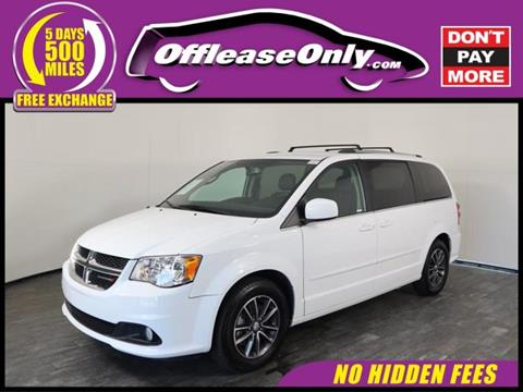 2017 Dodge Grand Caravan for sale in North Lauderdale, FL